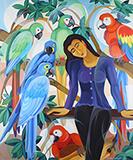Untitled - Senaka  Senanayake - From Classical to Contemporary