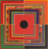 Untitled - S H Raza - From Classical to Contemporary
