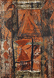 Untitled - Jagdish  Swaminathan - From Classical to Contemporary