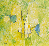 Untitled - V S Gaitonde - From Classical to Contemporary