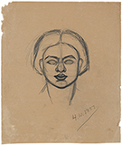 Self-Portrait - Amrita  Sher-Gil - Kochi-Muziris Biennale Fundraiser Auction | Mumbai, Live