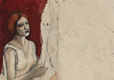 Untitled - Amrita  Sher-Gil - Kochi-Muziris Biennale Fundraiser Auction | Mumbai, Live