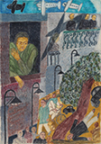 Girl at the Window - Arpita  Singh - Evening Sale | New Delhi, Live