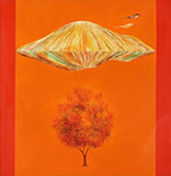 Untitled - Jagdish  Swaminathan - Evening Sale | New Delhi, Live