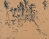 Untitled - K C S  Paniker - Summer Online Auction
