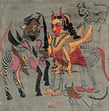 Deities - K G Subramanyan - Summer Online Auction