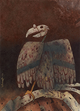 Vulture - Ganesh  Pyne - Summer Online Auction