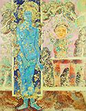 Automne - Sakti  Burman - Summer Online Auction