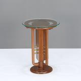 ART DECO PEG TABLE -    - The Design Sale