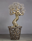 The Last Tree - Dhananjay  Singh - Summer Online Auction