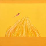 Untitled (Bird Mountain Series) - Jagdish  Swaminathan - Summer Online Auction
