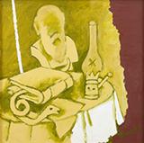 Let History cut across me - M F Husain - Summer Online Auction