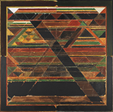 Encountre - S H Raza - Summer Art Auction 2012