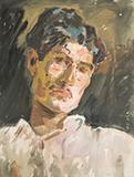The Artist (Somnath Butt) - S H Raza - Summer Online Auction