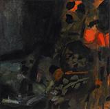 Untitled - S H Raza - Summer Online Auction