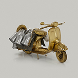 This Side is the Other Side - Subodh  Gupta - Contemporary Indian Art: A Selection from the Amaya Collection