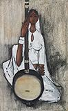 Untitled - B  Prabha - Modern Indian Art