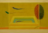 Untitled - Jagdish  Swaminathan - Modern Indian Art