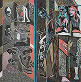 Art Gallery - K G Subramanyan - Modern Indian Art