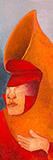 Bandwalla - Krishen  Khanna - Modern Indian Art