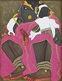 Untitled - Thota  Vaikuntam - Modern Indian Art