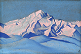 Himalaya - Nicholas  Roerich - Evening Sale   Mumbai, Live