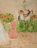 Untitled - Amrita  Sher-Gil - Evening Sale | New Delhi, Live
