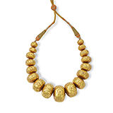 GOLD NECKLACE -    - Fine Jewels: Ode to Nature