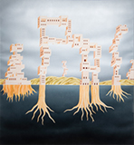 Roots of Disobedience - Gigi  Scaria - Art Rises for Kerala Live Fundraiser Auction