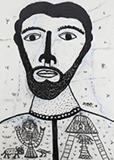 Untitled - Madhvi  Parekh - Art Rises for Kerala Live Fundraiser Auction