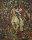 Untitled - Abani  Sen - Spring Live Auction