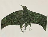 Untitled (Grue (Crane)) - Jangarh Singh Shyam - Spring Live Auction