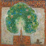 Wish Fulfilling Tree - K K Hebbar - Spring Live Auction