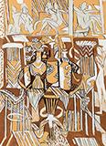 Still Life in Interior - K G Subramanyan - Spring Online Auction