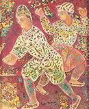 Twilight Dancer - Sakti  Burman - Spring Online Auction