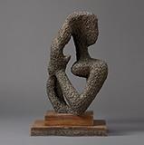 Untitled - Sankho  Chaudhuri - Spring Online Auction