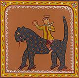 Untitled - Jamini  Roy - Evening Sale   New Delhi, Live