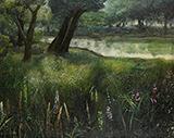 Untitled - Bikash  Bhattacharjee - Summer Online Auction
