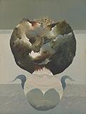 Untitled - Bimal  Dasgupta - Summer Online Auction