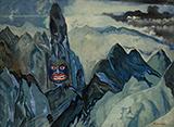 Untitled - B C Sanyal - Summer Online Auction