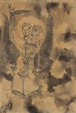 Untitled - K  Ramanujam - Summer Online Auction
