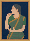 Untitled - Lalu Prasad Shaw - Summer Online Auction
