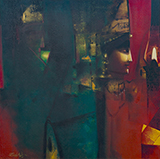 The Marriage Bell - Paresh  Maity - Summer Online Auction