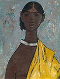 Untitled - B  Prabha - Summer Online Auction
