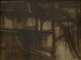 Autumn Landscape - Ram  Kumar - Summer Online Auction