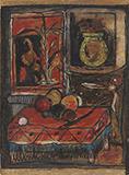 Untitled - K H Ara - Winter Online Auction