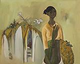 Untitled - B  Prabha - Winter Online Auction