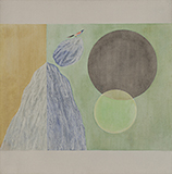 Untitled - Jagdish  Swaminathan - Winter Online Auction