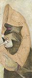 Untitled - Krishen  Khanna - Winter Online Auction