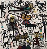 Untitled - Madhvi  Parekh - Winter Online Auction